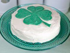 Irish Chocolate Cake with Irish Cream Frosting