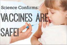 Vaccines don't trigger autism