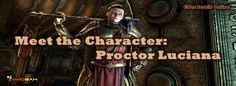 Elder Scrolls Online: Meet the Character - Proctor Luciana