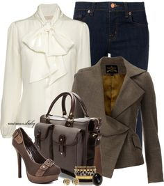 """""""Examiner"""" by autumnsbaby on Polyvore"""