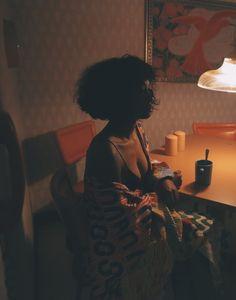 ibraake:   Kari Faux shot by Ibra Ake : 20 ALIENS