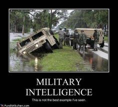 Military Jargon - What Are They Saying???