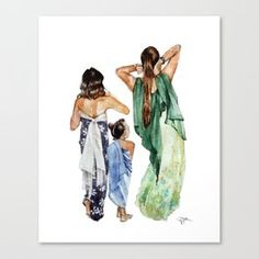 Backyard Fashion Canvas Print Iphone Skins, Iphone Cases, Framed Art Prints, Canvas Prints, Acrylic Box, Freelance Illustrator, Wood Wall Art, Tech Accessories, Stationery