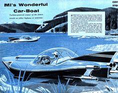 ... its a car, its a boat, its a jet!