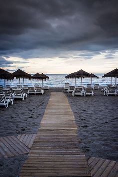 Playas, Fuengirola.