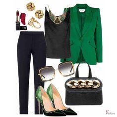 Work Fashion, Fashion Addict, Everyday Fashion, Street Style, Stylish, Polyvore Fashion, Pants, Jackets, Collection