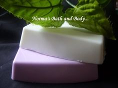 tea tree and lavender soap set
