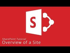 Overview of a SharePoint Site (Introductory Tutorial) - YouTube