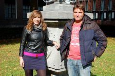 Diane Romashuk en Chris Klomp. Foto: Marco in 't Veldt