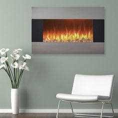 59 best basement fire place ideas images electric fireplaces rh pinterest com