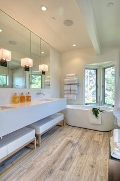 Spa Bathroom Design, Pictures, Remodel, Decor and Ideas - page 17