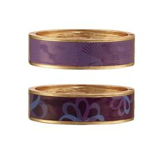 Purple Peace Patterned Medium Bangle   AVON Avon will donate 20% of net profits from domestic violence fundraising products—up to $500,000—to the Avon Foundation for Women to support Speak Out Against Domestic Violence programs across the U.S.