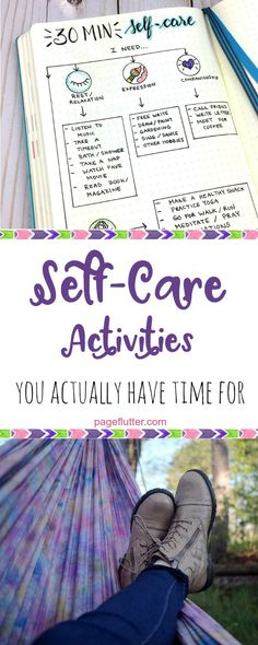 Want to relieve your stress and get more done, but don't have time for self-care? Check out these 30 minute self-care activities to boost productivity.