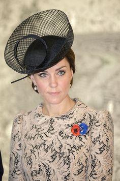 C'est avec beaucoup d'émotion que la duchesse de Cambridge, née Kate Middleton, a pris part aux cérémonies du centenaire de la bataille de la Somme.