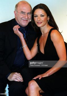Hollywood actress Catherine Zeta-Jones, star of the new movie Entrapment, meets Clive James for 'Monday Night James' in London.