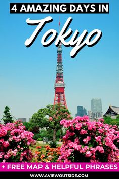 How to spend 4 days in Tokyo, Japan Japan Travel Guide, Tokyo Travel, Asia Travel, Travel Guides, Tokyo Things To Do, Tokyo Guide, Day Trips From Tokyo, Visit Tokyo, Robot Restaurant