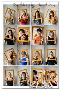 Portrait Photography Idea