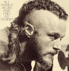 RAGNAR (The Vikings) #Vikings