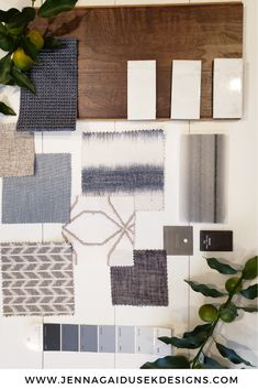 My favorite part of being an interior designer is putting together a mix of patterns and textures and a variety of textures to pull together a room. Mixing neutral colors with pops of color or Home Design, Küchen Design, Living Room Grey, Living Room Decor, Living Rooms, Living Spaces, Layout Design, Concept Ouvert, Rustic Home Interiors
