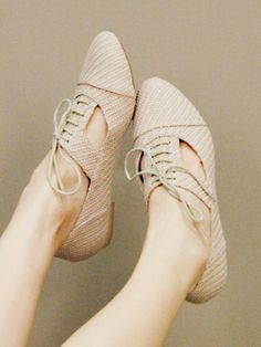 on the hunt for weird, adorable shoes. if i found these my life would be complete ;)
