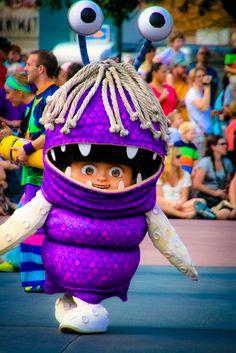 Boo, Monster Inc. // Boo, Monstros S.A.