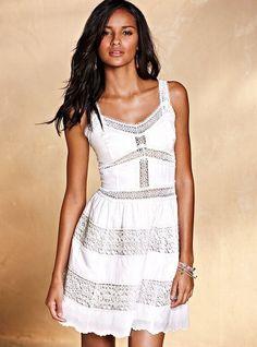 Victoria's Secret NEW! Lace-trimmed...   $148.00