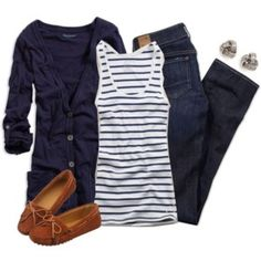 50 STYLISH OUTFIT IDEAS TO UPDATE YOUR WARDROBE What a great find! - about this particular look: I think I have what I need already to knock off this look! Grey dress, chambray shirt, little black boots - make it mine with a cute infinity scarf and funky tights and this will be awesome for spring. :)