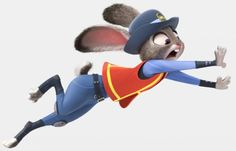 zootopia   Judy Hopps, personnage dans « Zootopie ». – Disney-Planet