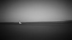 https://flic.kr/p/oY1z4K | Alone | in Tagus River, Lisbon