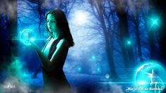 Flying in a blue dream (Collaboration with Angie) by Altair-E on deviantART