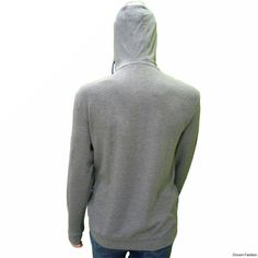 Comfortable hoodies for the season. Grey matches every colour so mix and match and here is your casual look #CasualLook #Hoodies #GreyHoodie #EssentialWear To shop, visit us http://www.droomfashion.com