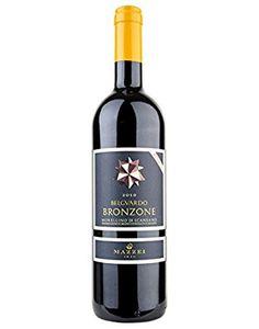MAZZEI Vino Rosso -Belguardo Bronzone- 2012 0,75lt DOCG