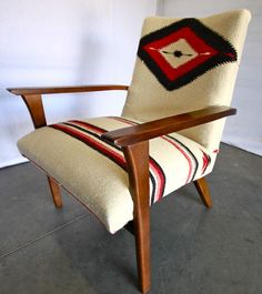 Navajo chair