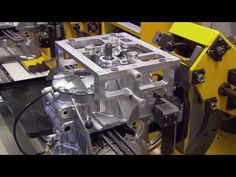 BMW R 1200 GS Boxer Engine Production - YouTube