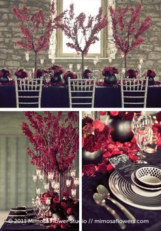 Photo: courtesy of Nataschia Wielink Photography  Floral Design: Mimosa Flower Studio  Event Plan: NA