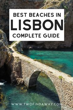 Insightful guide to the best Lisbon beaches written by locals. It includes information on several stunning beaches and how to reach them! Visiting these beaches is one of the best things to do in Lisbon, Portugal. I Lisbon Beaches I Things to Do in Lisbon I Lisbon Travel Tips I Visit Portugal I Lisbon Itinerary I What To Do in Lisbon I Portugal Itinerary I Beaches in Portugal #lisbon #portugal #europetravel #traveltips #twofindaway