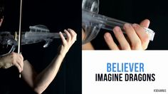 [How To Play] Believer - Imagine Dragons | Violin Tutorial