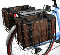 $40 Wald panniers