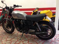 """Yamaha xj 550 """"motoretta"""""""
