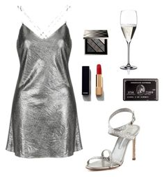 Anastasia Grey - Clubbing in Aspen by ohmyfifty on Polyvore