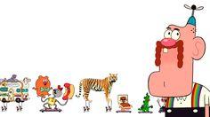 Cartoon movies for kids - Cartoon Network Breakfast Club -  Animation Mo...