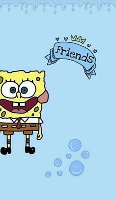 Bff, wallpaper, and background image shared by enyo. find images and videos about Wallpaper Spongebob, Disney Phone Wallpaper, Cartoon Wallpaper Iphone, Iphone Wallpaper Tumblr Aesthetic, Iphone Background Wallpaper, Cute Cartoon Wallpapers, Iphone Backgrounds, Best Friends Cartoon, Friend Cartoon