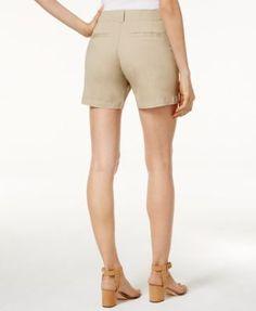 Lee Platinum Essential Chino Shorts - Coral Boho 18
