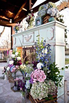 Gorgeous and Timeless # Wedding Decor Ideas