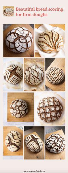 Sourdough Recipes, Sourdough Bread, Bread Recipes, Knead Bread Recipe, Bread Shaping, Bread Art, Gourmet Cooking, Vegan Bread, Cake Decorating Techniques