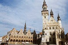 Aalst, my birth place