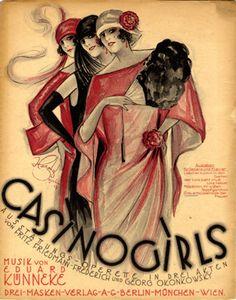 O du entzükendste der Frauen, 1923 (ill.: Willy Herzig); ref. 15162