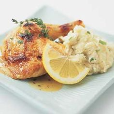 Crispy Roast Lemon Chicken Recipe - America's Test Kitchen
