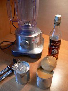Domácí bejlíííz - brydova.cz Irish Cream, Drip Coffee Maker, Fruit, Vegetables, Drinks, Cooking, Christmas Ideas, Xmas, Healthy Dishes