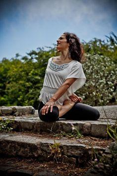 Supera tus miedos este verano. Yoga al aire libre.Yoga para principiantes